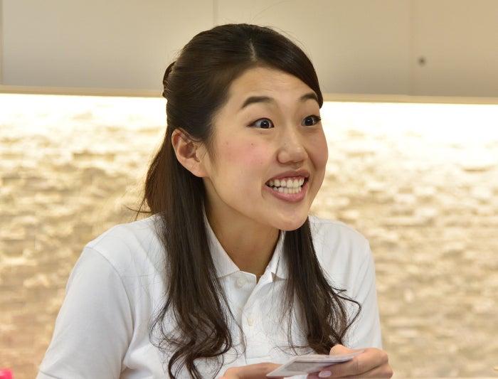 横澤夏子 (C)テレビ東京