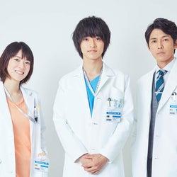 山崎賢人・上野樹里・藤木直人が初共演 新ドラマ「グッド・ドクター」追加キャスト発表