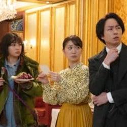 広瀬すず&櫻井翔の凸凹コンビミステリー『ネメシス』今夜スタート