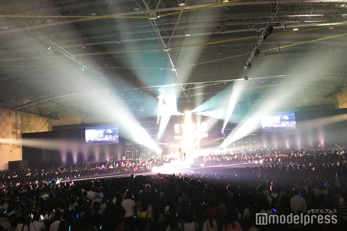 「TGC KITAKYUSHU 2018 by TOKYO GIRLS COLLECTION」会場内観(C)モデルプレス