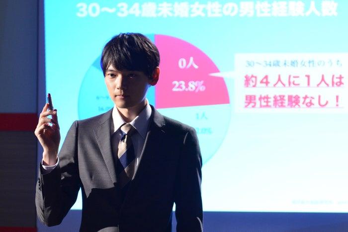 古川雄輝/「ラブリラン」第3話より(C)読売テレビ