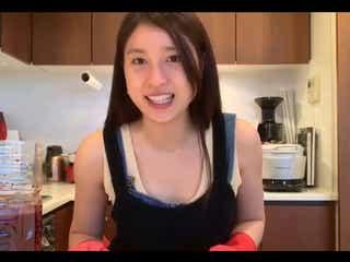 土屋太鳳、投稿途中にお風呂も 手作り動画に癒やされるファン続出「可愛すぎる」
