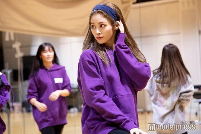 楓/「E-girls PERFECT LIVE 2011→2020」リハーサルの様子(C)モデルプレス