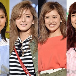 E-girls、新ユニット続々結成で話題 女優・モデル…人気拡大の1年【2016年末特集】