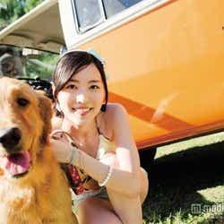 松井珠理奈/「AKB48の犬兄妹」(主婦と生活社、2014年6月30日発売)