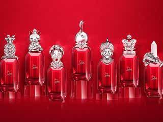 クリスチャン ルブタンから新たな香り「ルビワールド フレグランスコレクション」がデビュー