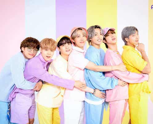 BTS、デビュー記念に家族写真公開「2021 BTS FESTA」開催
