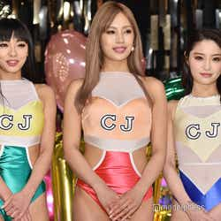 AI、JUNON、KOZUE (C)モデルプレス