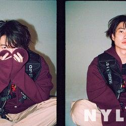 神木隆之介、ストリートファッションでイメージ一新 「NYLON JAPAN」初登場