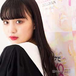 モデルプレスのインタビューに応じた鶴嶋乃愛 (C)モデルプレス