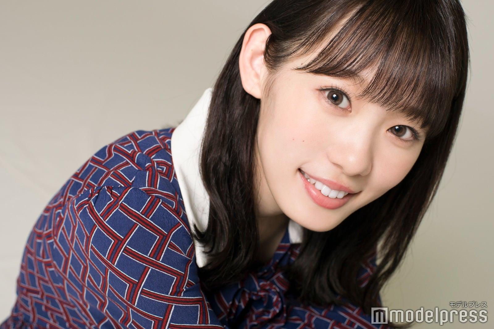 欅坂46小池美波1stソロ写真集「青春の瓶詰め」インタビュー 水着