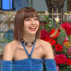 小山ティナ(C)日本テレビ