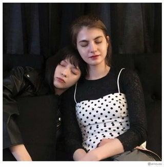 マギー&八木アリサ&Niki、弾丸で韓国満喫 プライベートショット公開