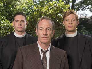英国ミステリー『グランチェスター 牧師探偵シドニー・チェンバース』シーズン4が独占日本初放送