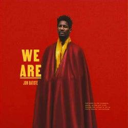 ゴールデングローブ賞受賞のジョン・バティステ、新アルバム『ウィー・アー』から先行曲を公開