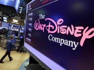 米ディズニー、2期連続の赤字 7~9月期、コロナ響く