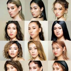 "E-girls楓・山本舞香・ガリットチュウ福島まで JunJunの""ボスメイク""でイイ女に変身"