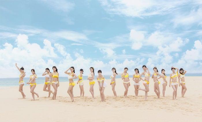 SKE48「意外にマンゴー」アートワーク(C)AKS