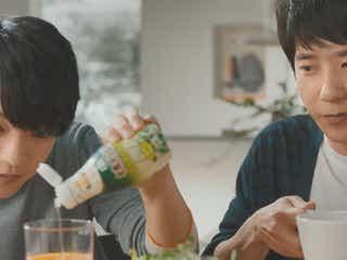 嵐・二宮和也&なにわ男子・西畑大吾、2人の関係値が生み出す最高のワンシーンを完成