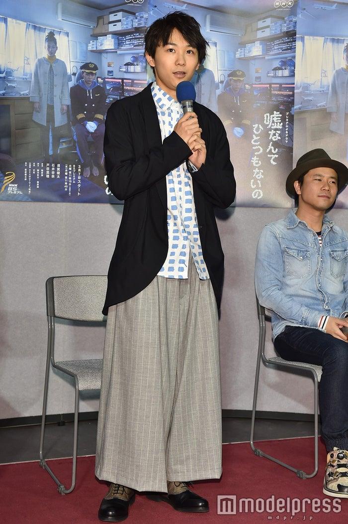 須賀健太 (C)モデルプレス