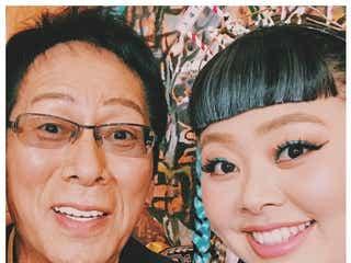 """渡辺直美、大杉漣さんとの2ショットが日本最多""""いいね""""写真に"""