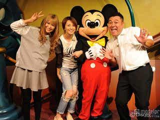 米倉涼子、変装なしでディズニーランド満喫「気持ちよかった」