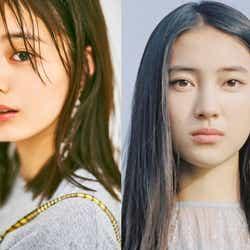 (左から)紺野彩夏、久保田紗友(提供写真)
