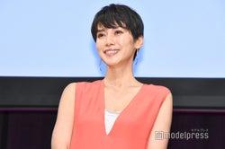 中谷美紀、主演ドラマで結婚願望に変化?「演じれば演じるほど…」<あなたには帰る家がある>