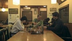 つば冴、富男、至恩「TERRACE HOUSE OPENING NEW DOORS」49th WEEK(C)フジテレビ/イースト・エンタテインメント
