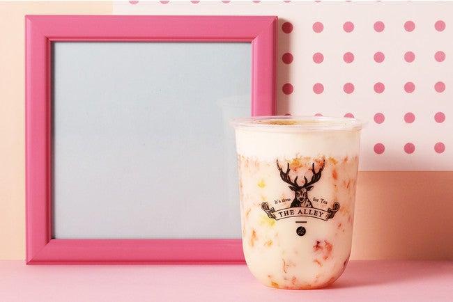 チーズクリームメープルミルクティー   530円(税抜)/画像提供:ポトマック