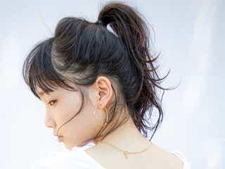 田中みな実風あざと可愛いポニー&お団子アレンジのコツとは?