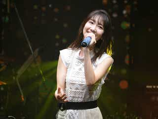 AKB48柏木由紀、初の生配信ソロライブで重大発表 新たな一面も披露