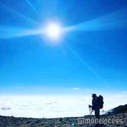 北アルプス360度の大パノラマ絶景に感動!長野・常念岳登山レポ(C)モデルプレス