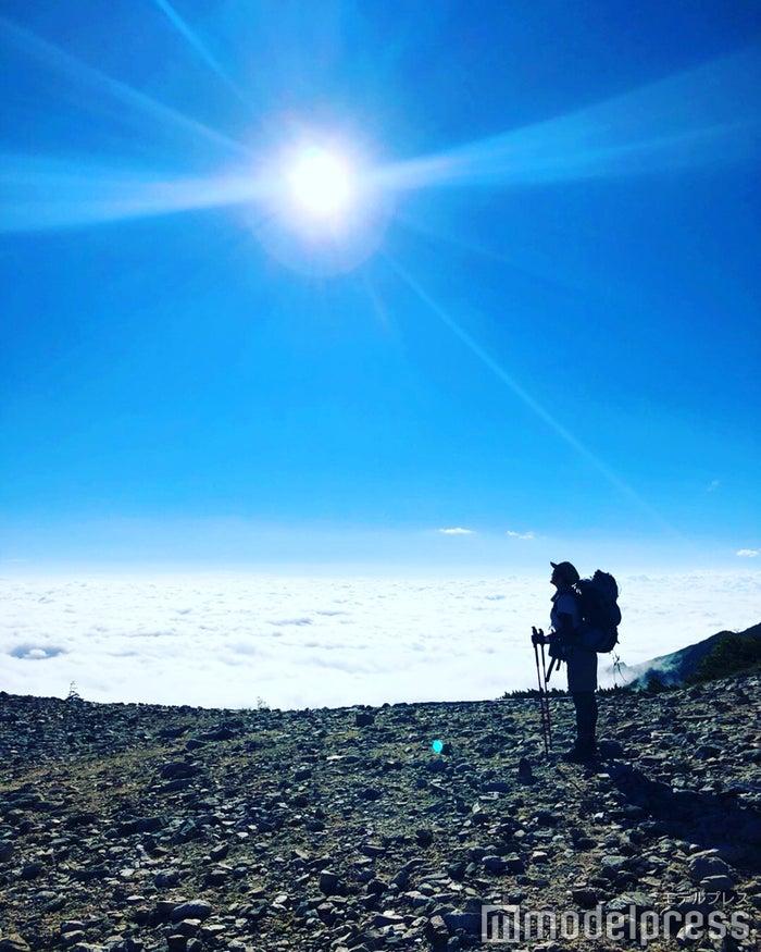 北アルプス360度の大パノラマ絶景に感動!長野・常念岳登山レポ(C)ビューティーガール