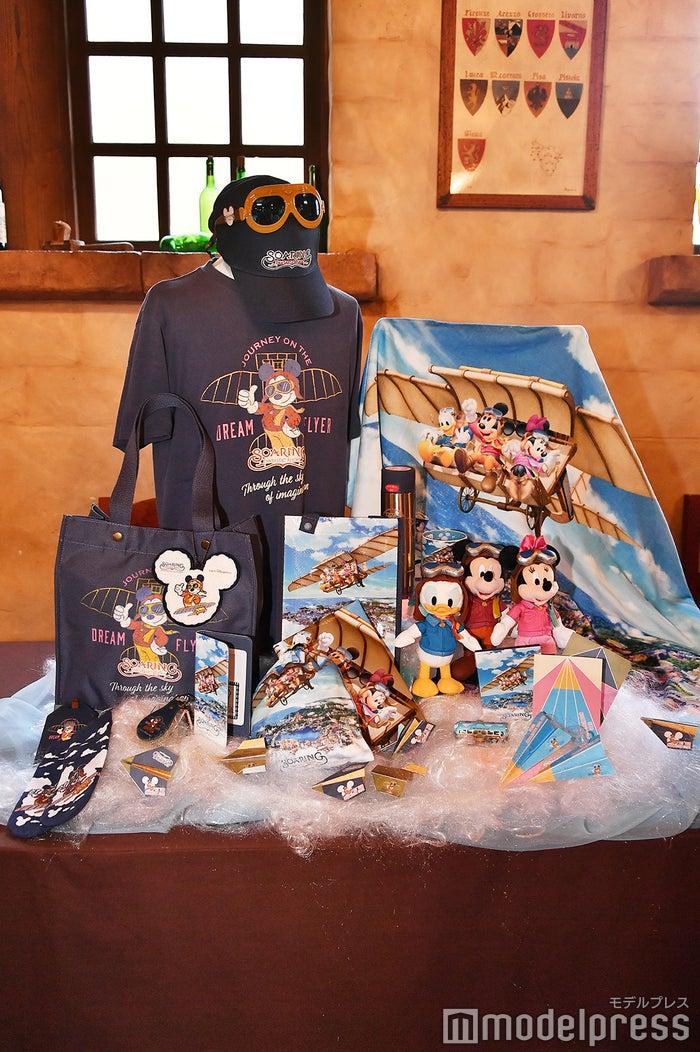 「ソアリン:ファンタスティック・フライト」をモチーフとしたグッズ(C)モデルプレス(C)Disney
