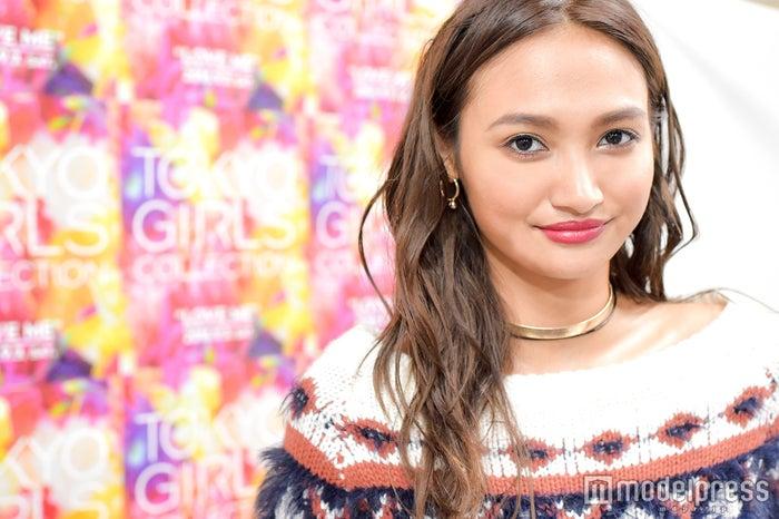 モデルプレスのインタビューに応じた香川沙耶(C)モデルプレス