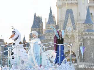 ディズニーランド、アナ雪イベントが帰ってきた バージョンアップした幻想的な世界を体感しよう