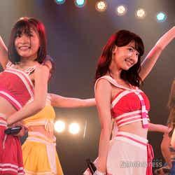 福岡聖菜、柏木由紀/AKB48高橋チームB「シアターの女神」公演(C)モデルプレス