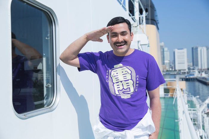 植野行雄(C)「マジで航海してます。~Second Season~」製作委員会