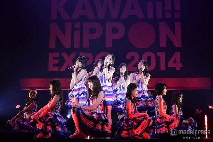 「KAWAii!! NiPPON EXPO 2014」 に出演したX21
