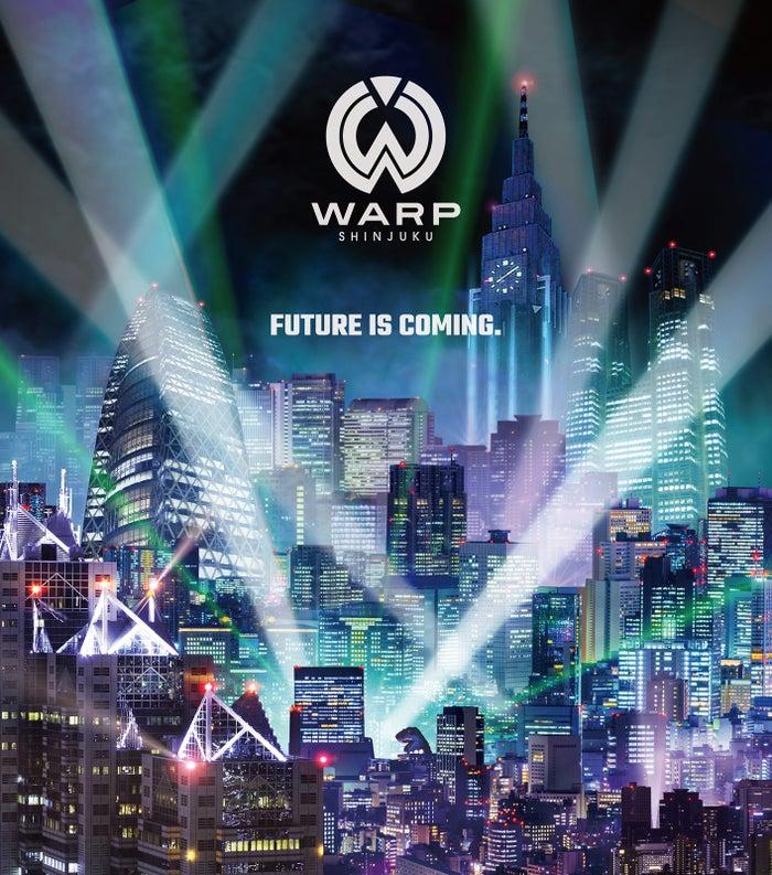 WARP SHINJUKU/画像提供:株式会社MT クリエイト