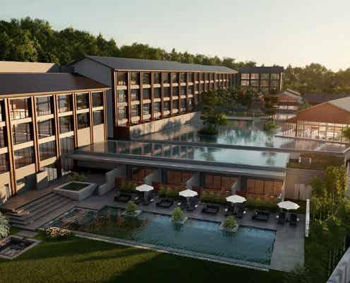 ヒルトンが京都初進出「LXRホテルズ&リゾーツ」アジア初展開の高級ホテルブランド