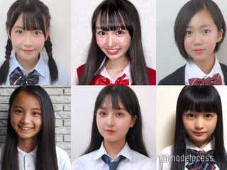 日本一かわいい女子中学生「JCミスコン2019」Aブロック、上位20人発表