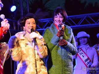 篠原ともえ、役柄から受けた影響とは 太田莉菜と江ノ島を光り輝かす