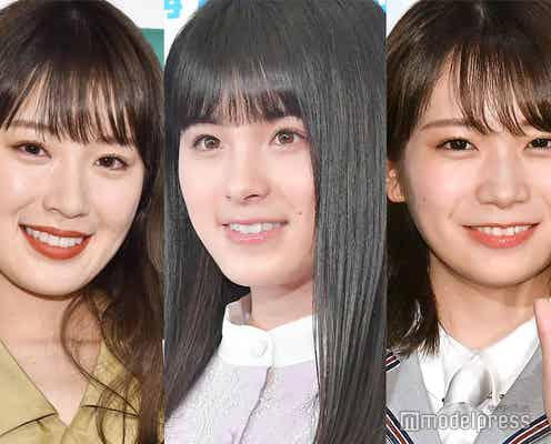 乃木坂46卒業発表の大園桃子、秋元真夏&高山一実らの言葉に「少し寂しくもなります」