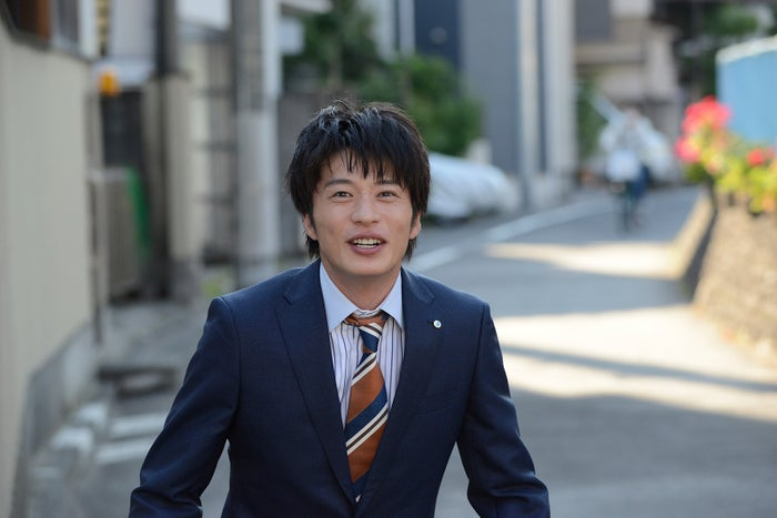 田中圭/「おっさんずラブ」最終話より(C)テレビ朝日