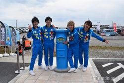 DISH//「日本に一つしかない」国内初の試みに参加