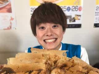 """""""ジャニーズ随一の大食漢""""なにわ男子・大橋和也、餃子10人前完食に挑む 大食いバラエティ初出演"""