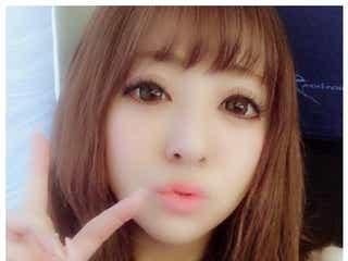 桜井莉菜、暗髪&シンプルネイルにイメチェンで「彼のご両親にご挨拶」