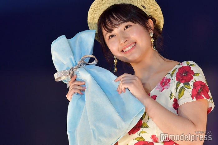 「札幌コレクション2018」に出演した大和田南那(C)モデルプレス
